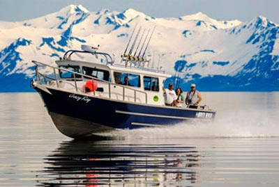 Daily Halibut Charters with Crazy Rays Adventures