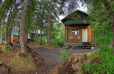 Alaska Fishing Lodge at Port Ashton