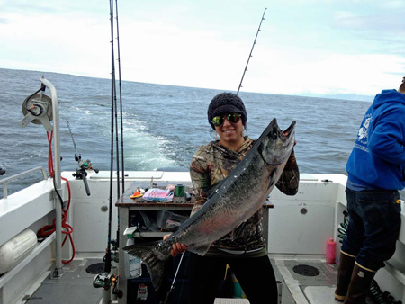 Fishing-in-Whittier-King-Salmon-with-Crazy-Rays-Adventures