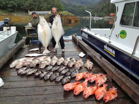 Multi Day Fishing Lodge Packages with Crazy Rays Adventures